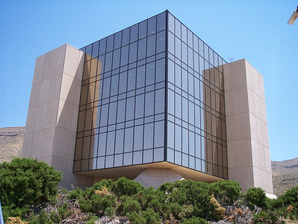 New Mexico Museum of Space History Building